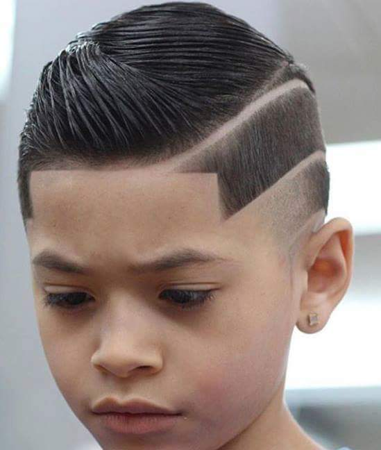 Hairstyle Tattoo For Baby Boy