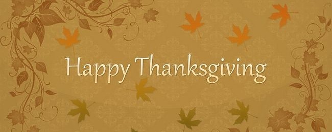 Happy Thanksgiving 2016 Wishes Facebook Cover Picture