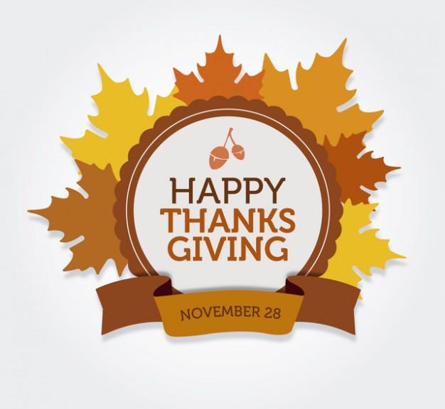 Happy Thanksgiving Day November 28
