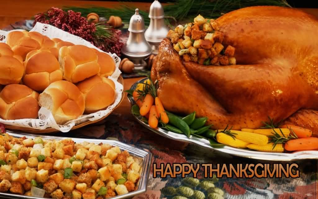 55 Latest Happy Thanksgiving Day 2016 Greeting Pictures ...