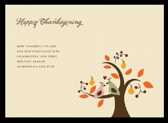 55 most beautiful thanksgiving day greeting card pictures happy thanksgiving how thankful we are for our fortunate life celebrating our first holiday season as m4hsunfo