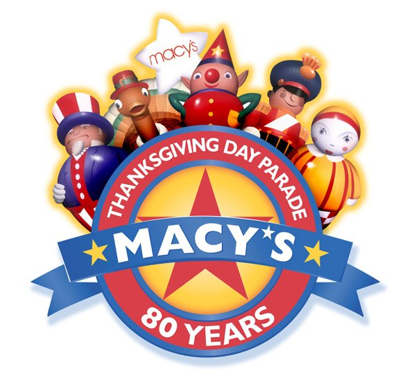 Macy's Thanksgiving Day Parade Logo Picture