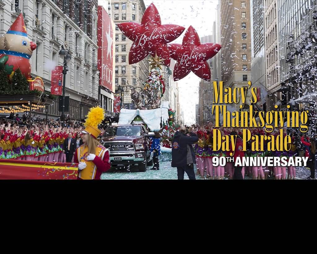 Macy's Thanksgiving Day Parade Picture