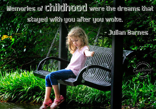 Image result for children memories quotes