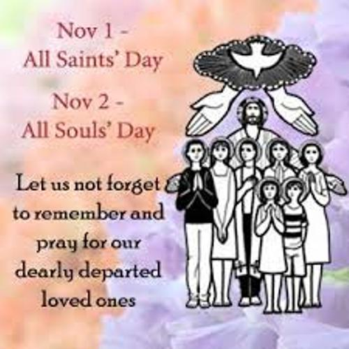 28 Best Pictures And Photos Of All Souls Day 2016