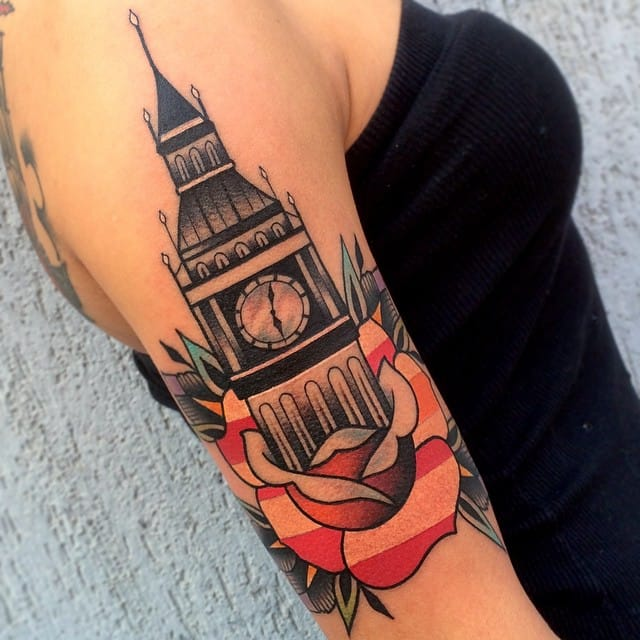 Big Ben Tattoos