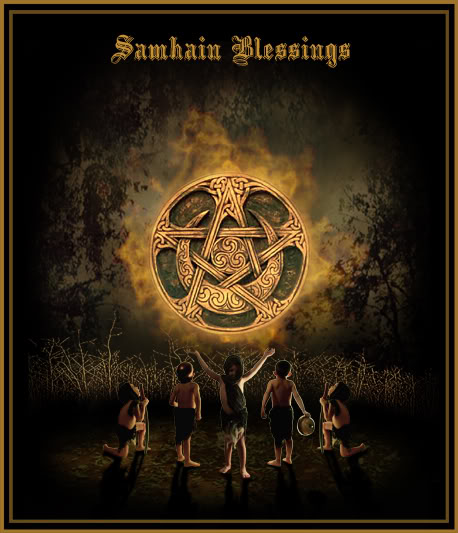 40 best samhain wishes pictures and photos samhain blessings sign picture m4hsunfo