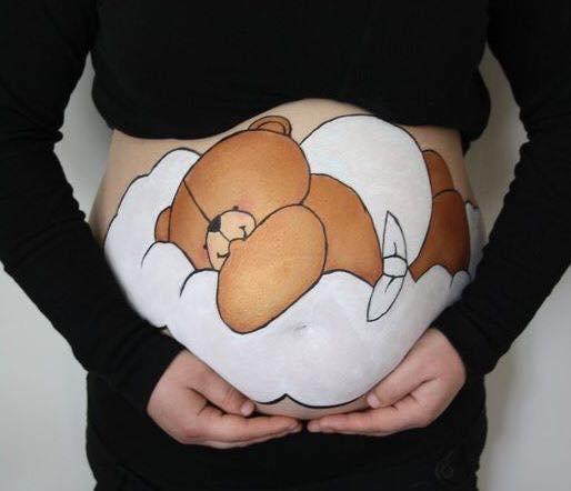 Tattoo For Pregnant Woman: 11+ Cute Pregnancy Tattoos