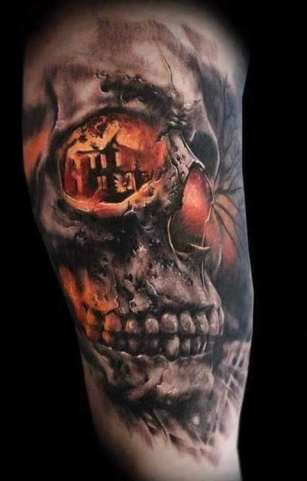 4+ Latest Scary Skull ...
