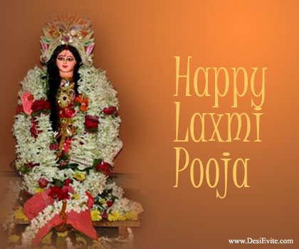 50+ Most Beautiful Lakshmi Puja Wish Pictures And Images