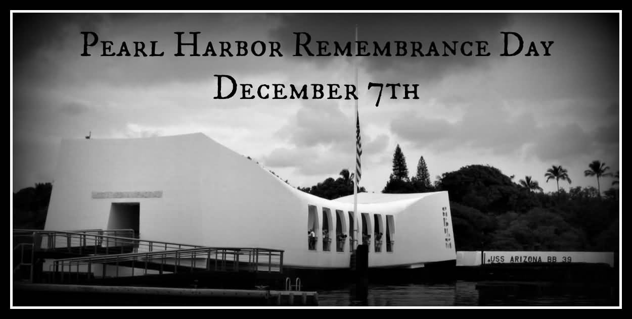 Pearl harbor date in Australia