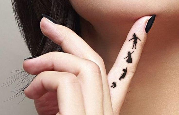 32 cute disney tattoos ideas
