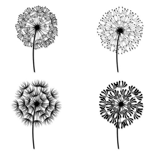 26 Dandelion Tattoo Designs Ideas: 21+ Awesome Dandelion Tattoo Designs
