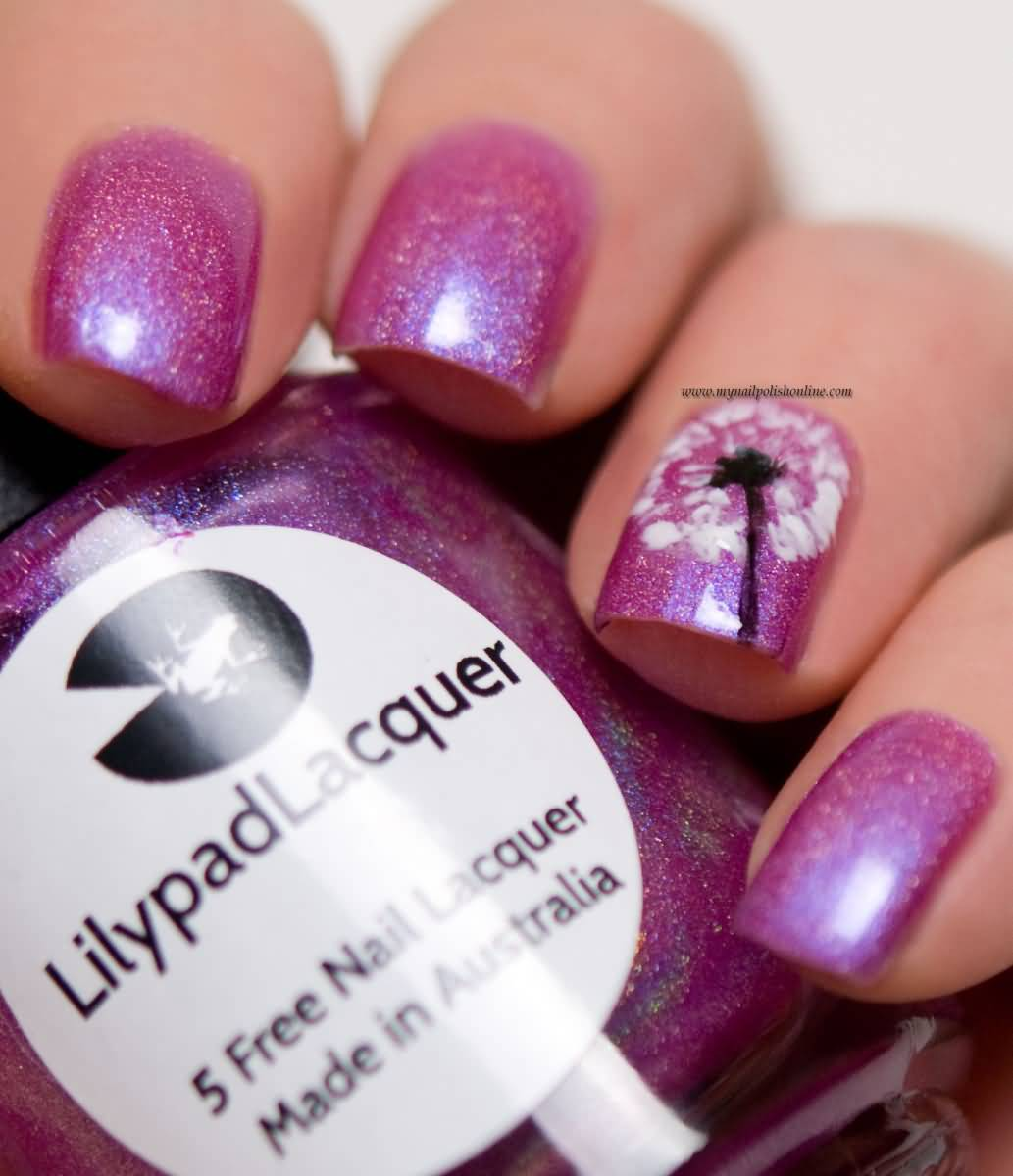 51+ Very Beautiful Accent Nail Art Design Ideas