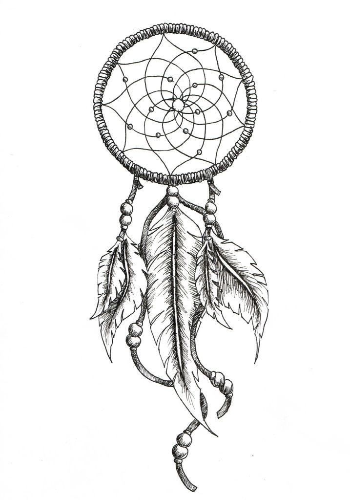 Dreamcatcher Tattoo Design By Thirteen7s On Deviantart Quotes