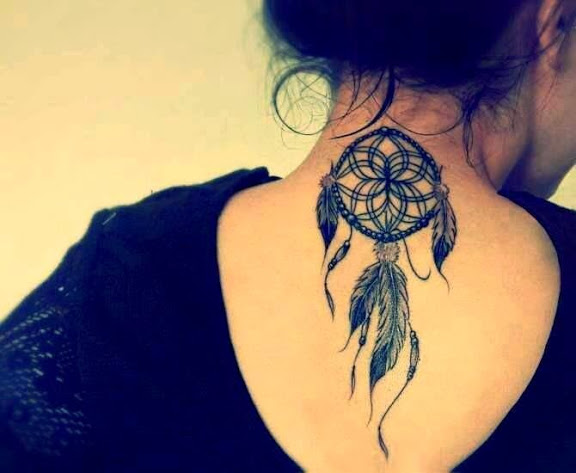 23 Latest Dream Catcher Tattoos
