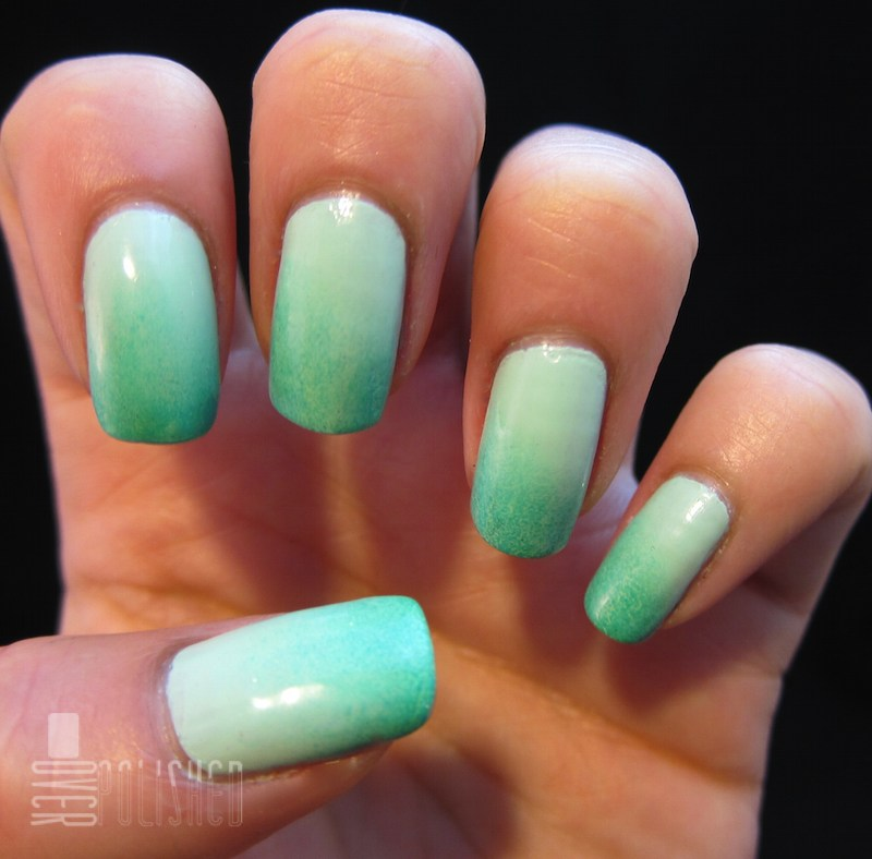 Ombre Nail Art: 40+ Easy Ombre Nail Art Ideas For Girls