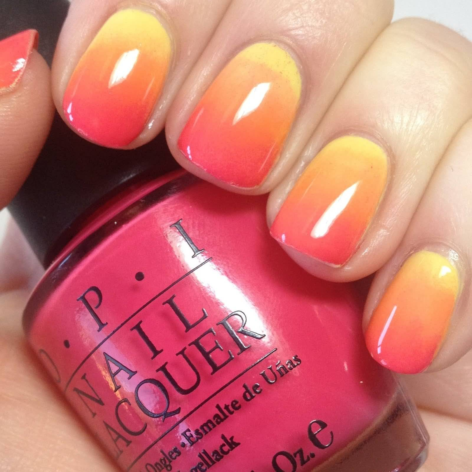 40 Easy Ombre Nail Art Ideas For Girls