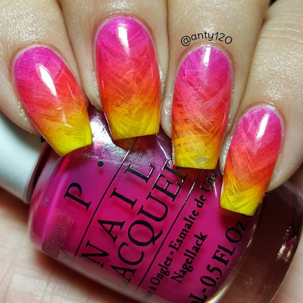 Ombre Design 50 most beautiful ombre nail art design ideas for girls