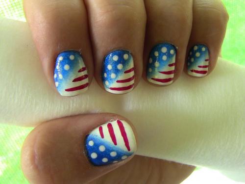 55 most stylish fourth of july nail art designs for 4th of july nail art decoration flag