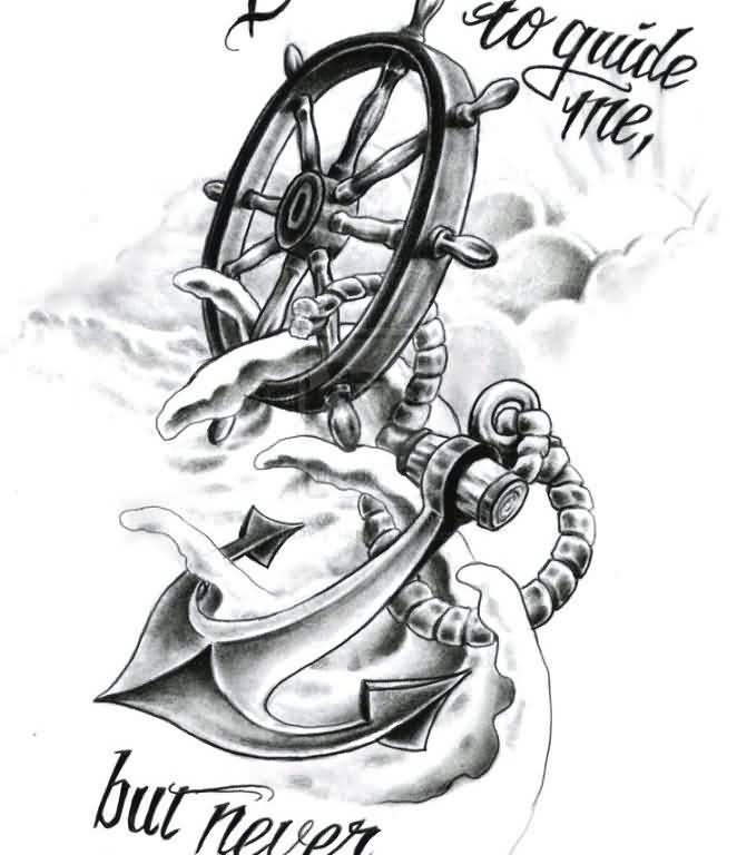 30+ Latest Compass Tattoo Designs