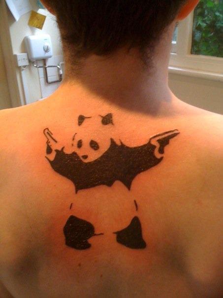 Bicep Sleeve Tattoos