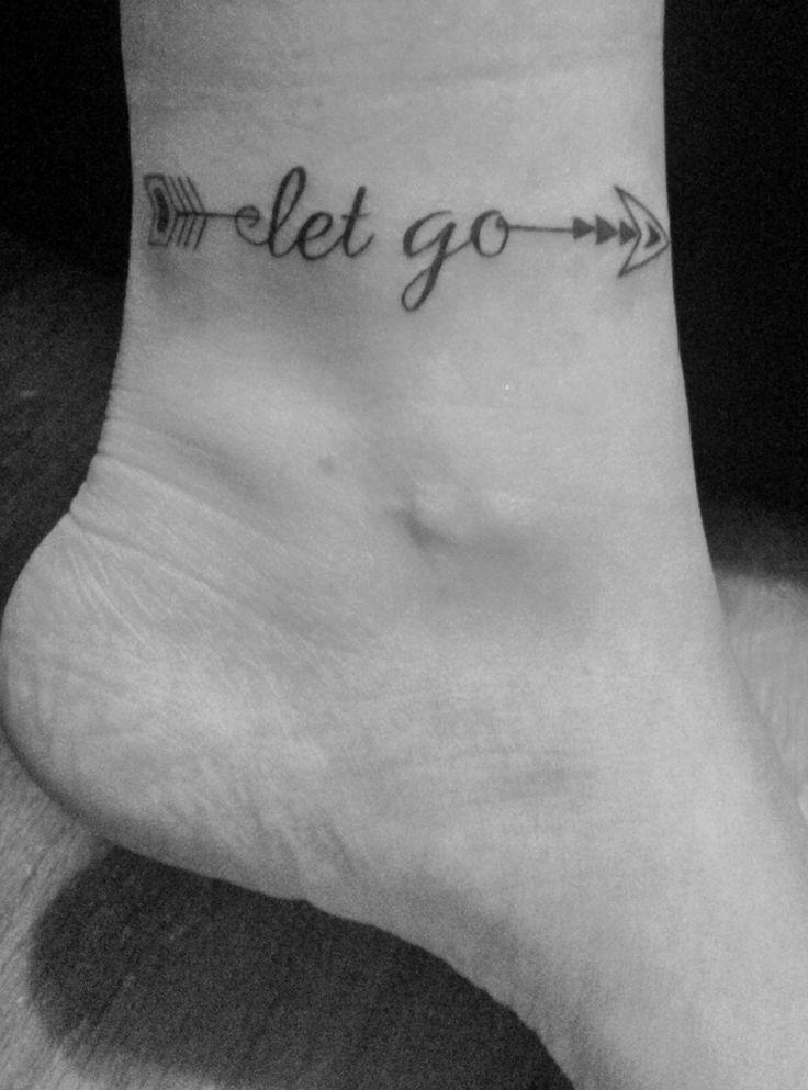 22 Arrow Tattoos On Ankle