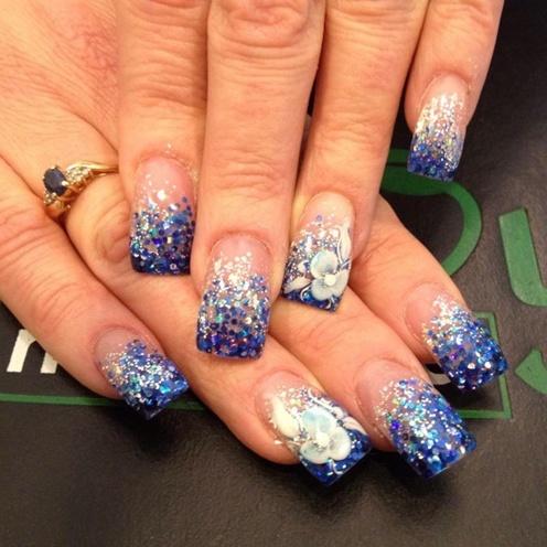 3d flower nail art designs ledufa fabulous 3d flower nail art designs 20 all inspiration article prinsesfo Gallery