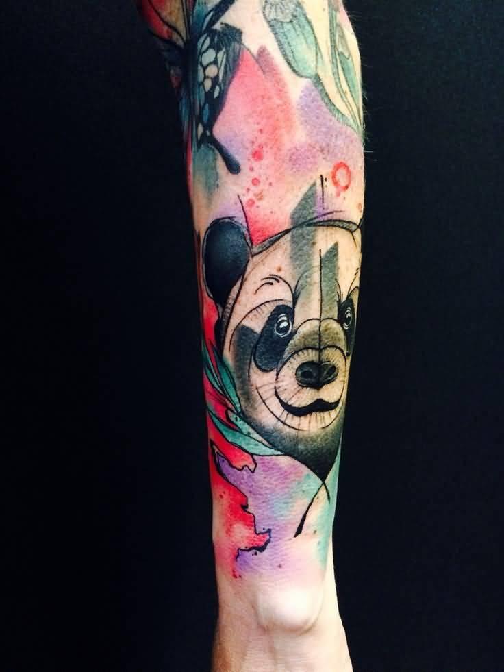 88+ Panda Sleeve Tattoos