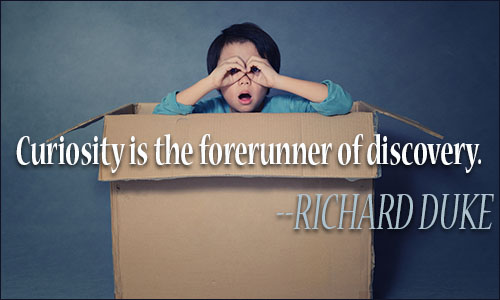 43 Famous Discovery Quotes Sayings About Discovery: 35 Famous Curiosity Quotes And Sayings