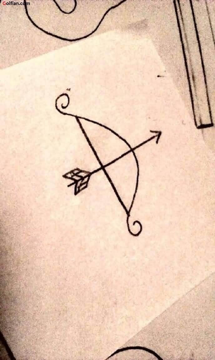 73+ Bow And Arrow Tattoos Ideas