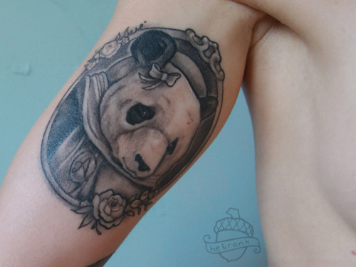 74+ Wonderful Panda Tattoos - photo#15