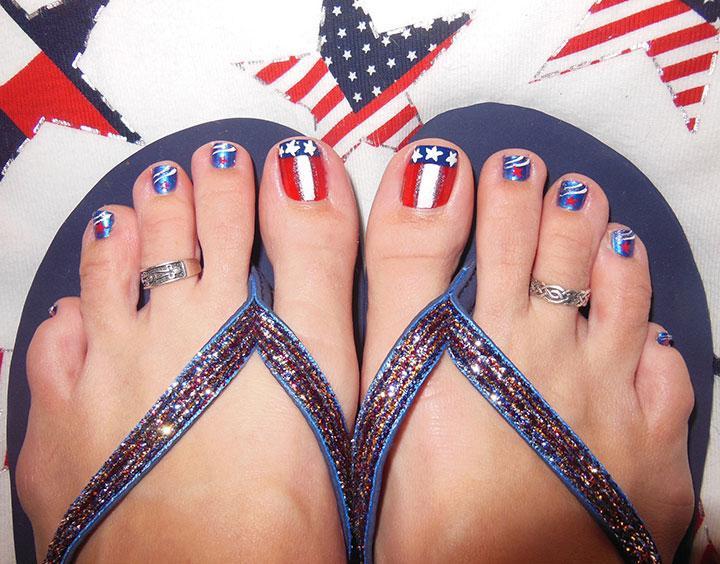 Amazing Best Navy Nail Polish Big Toe Nails Art Square Nail Art Glitter Chanel Elixir Nail Polish Young Guys Nail Polish OrangeAirbrush Nail Polish Patriotic Nail Art For Toes   Nail Art Ideas