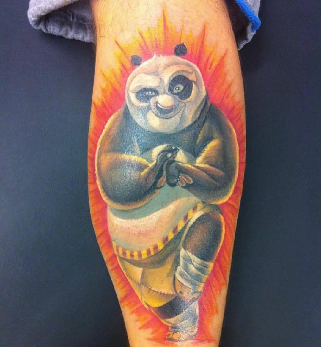 30+ Best Panda Tattoos On Forearm