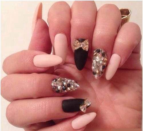 3d bow nail designs choice image nail art and nail design ideas 46 most beautiful 3d bow nail art ideas metallic 3d bow nail art prinsesfo choice image prinsesfo Image collections