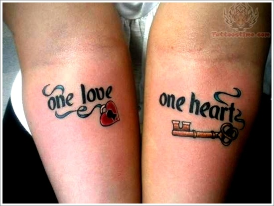 55+ Cute Couple Tattoos Ideas