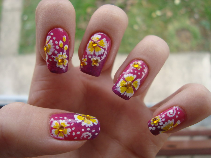 Lovely Stick On Nail Polish Huge How To Apply Nail Polish Strips Rectangular Opi Nail Polish Color Names List Toe Nail Fungus Old Disney Princess Nail Polish Set WhiteCurrent Nail Polish Colors 55 Most Beautiful Flowers Nail Art Design Ideas