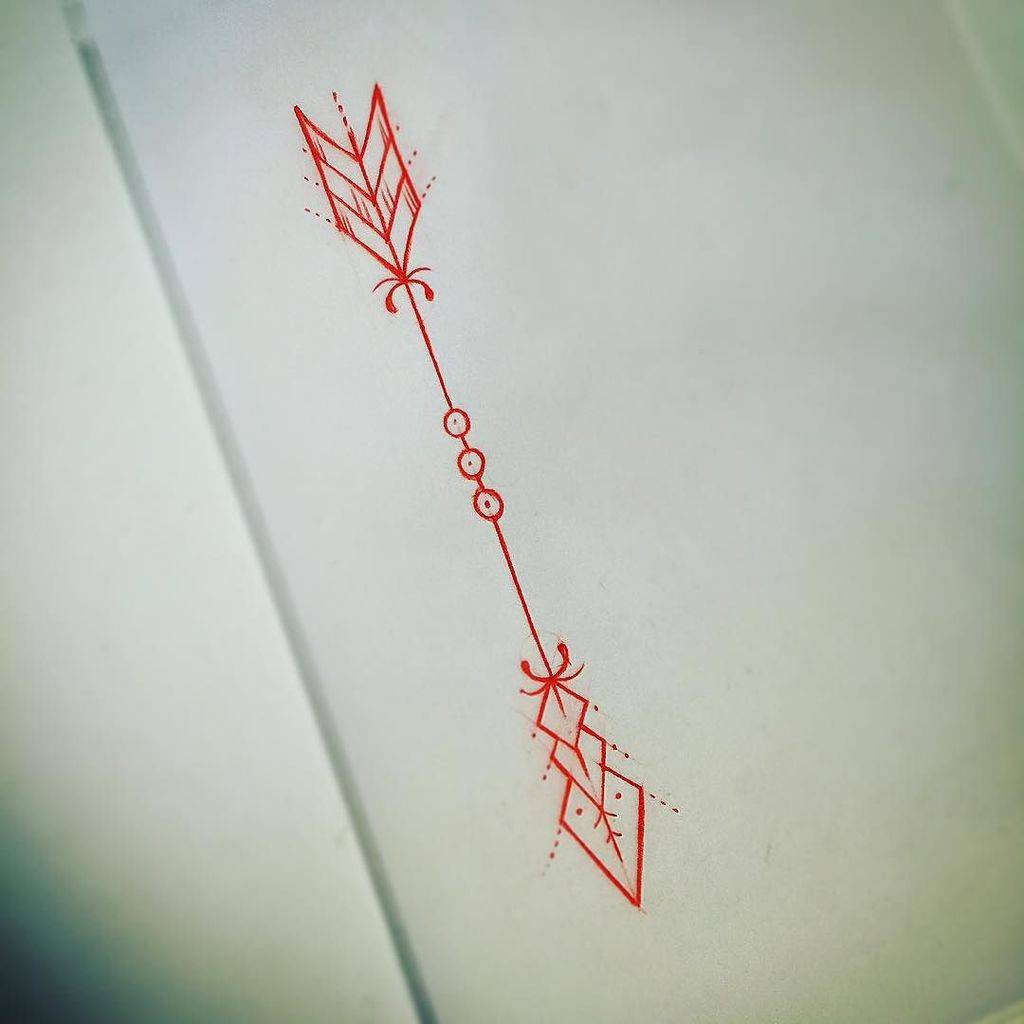 45+ Arrow Tattoo Designs