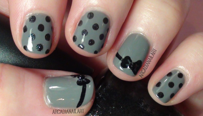 Nail Art Design At Home Simple Nail Art Designs To Do Cool Nail - At home nail art designs for beginners