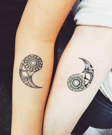 55 cute couple tattoos ideas