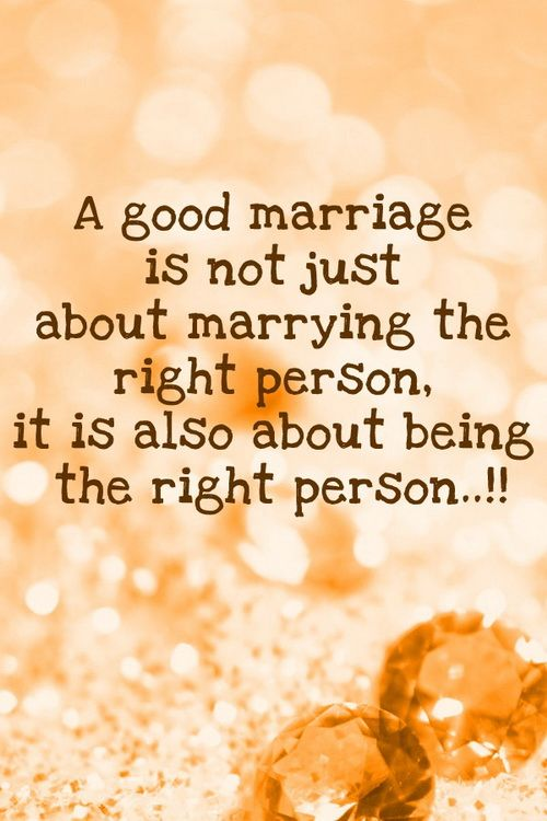 Cute Marriage Quotes - husahusa.info