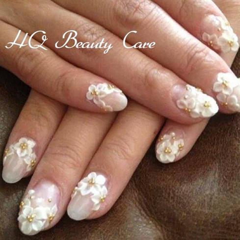 40 latest 3d acrylic paint nail art design ideas acrylic 3d flowers nail art deign prinsesfo Choice Image