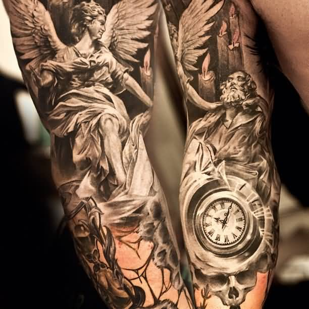 Archangel-Realistic-Tattoo-On-Man-Full-Sleeve.jpg