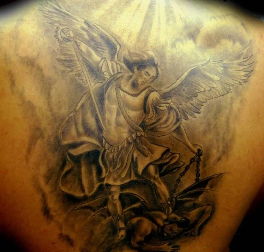 50+ Wonderful Archangel Tattoos
