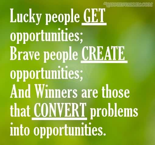 Lucky Sayings