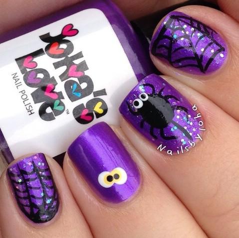 50+ Most Stylish Acrylic Nail Art Design Ideas
