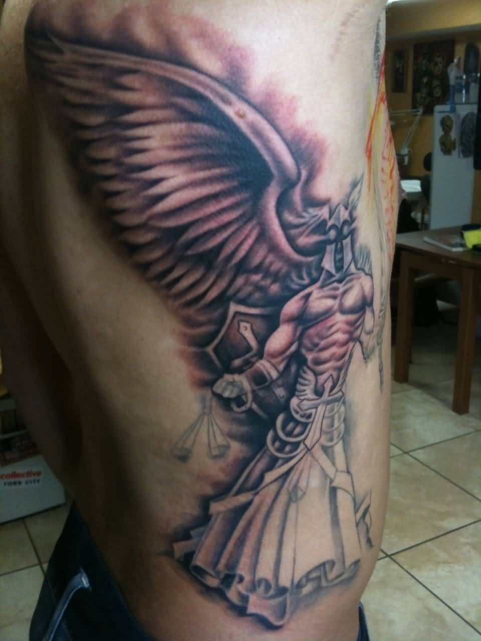 50 wonderful archangel tattoos