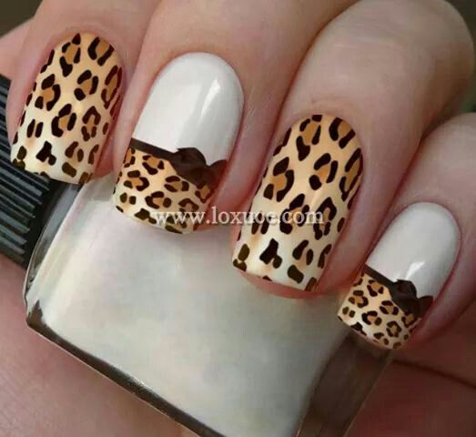 Pictures Of Cute Animal Print Nail Designs Kidskunstinfo