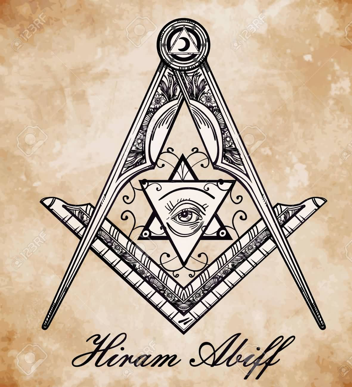 12 Masonic Symbol Tattoo Designs