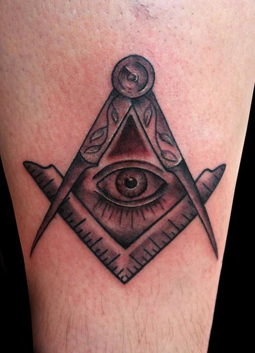 ee00c0dd894b6 56+ Mind Blowing Masonic Tattoos